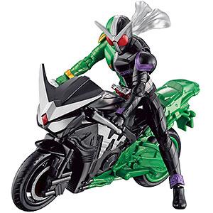 RKFレジェンドライダーシリーズ 仮面ライダーダブル サイクロンジョーカー&ハードボイルダー