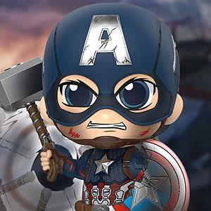 コスベイビー 『アベンジャーズ/エンドゲーム』[サイズS]キャプテン・アメリカ(バトル版)