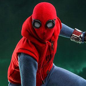 ムービーマスターピース FarFromHome スパイダーマン ホームメイドスーツ 延期前倒可能性大