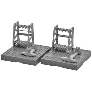 リトルアーモリー[LD025]ガンラックE 1/12 プラモデル