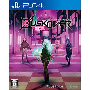 【特典】PS4 Dusk Diver 酉閃町 -ダスクダイバー ユウセンチョウ- 通常版