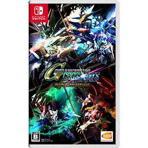 【特典】Switch SDガンダム ジージェネレーション クロスレイズ プレミアムGサウンドエディション