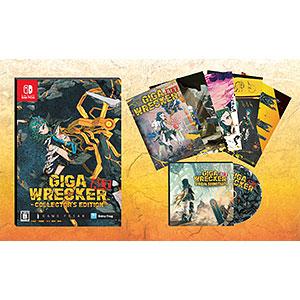 Nintendo Switch GIGA WRECKER ALT. コレクターズエディション