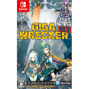 Nintendo Switch GIGA WRECKER ALT. 通常版