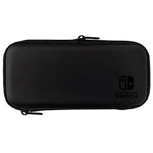 Nintendo Switch Lite専用 スマートポーチ EVA ブラック