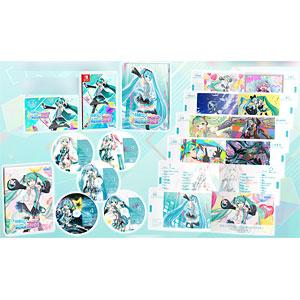 【特典】Nintendo Switch 初音ミク Project DIVA MEGA39's 10thアニバーサリーコレクション[セガゲームス]