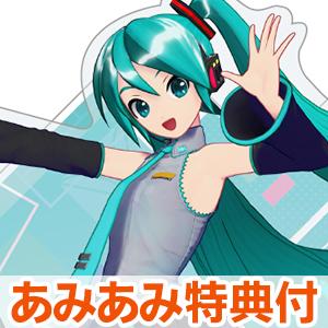【あみあみ限定特典】【特典】Nintendo Switch 初音ミク Project DIVA MEGA39's 10thアニバーサリー