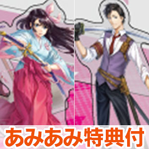 【あみあみ限定特典】【特典】PS4 新サクラ大戦 初回限定版