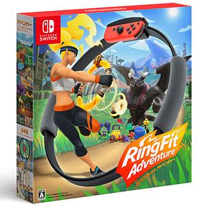 【3営業日以内出荷】Nintendo Switch リングフィット アドベンチャー