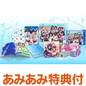 【あみあみ限定特典】PS4 神田川JET GIRLS DXジェットパック