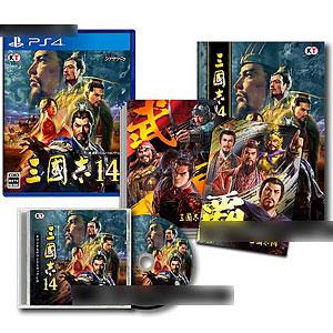 PS4 三國志14 TREASURE BOX