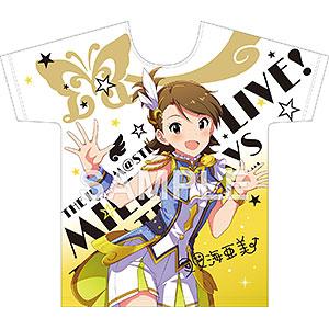 アイドルマスター ミリオンライブ! フルカラーTシャツ 双海亜美 ルミエール・パピヨン ver.