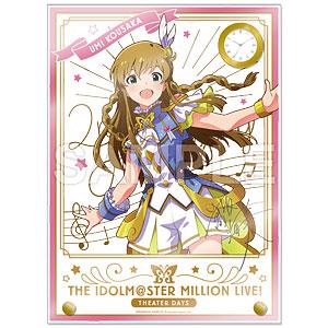 アイドルマスター ミリオンライブ! 時計付アクリルアート 高坂海美 ルミエール・パピヨン ver.