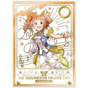 アイドルマスター ミリオンライブ! 時計付アクリルアート 高槻やよい ルミエール・パピヨン ver.