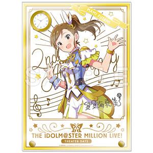 アイドルマスター ミリオンライブ! 時計付アクリルアート 双海真美 ルミエール・パピヨン ver.