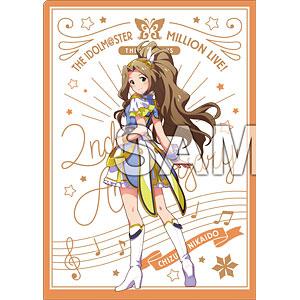 アイドルマスター ミリオンライブ! A4クリアファイル 二階堂千鶴 ルミエール・パピヨン ver.