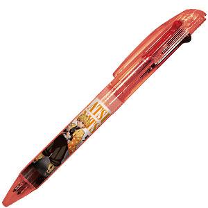 鬼滅の刃 3色ボールペン 我妻善逸