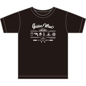 TVアニメ「ジョジョの奇妙な冒険 黄金の風」 Tシャツ「ブチャラティチーム」[Sサイズ]