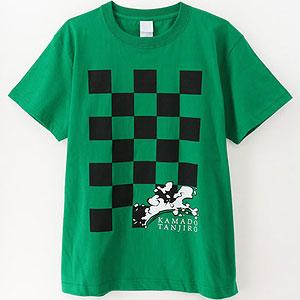 鬼滅の刃 TシャツA 竈門炭治郎