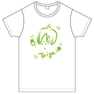 KING OF PRISM クレヨン風アートTシャツ 香賀美タイガ