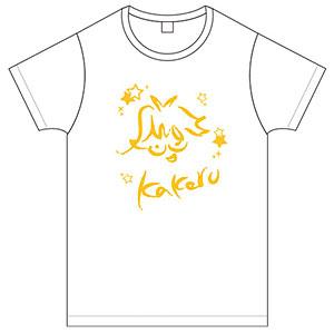 KING OF PRISM クレヨン風アートTシャツ 十王院カケル