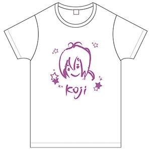 KING OF PRISM クレヨン風アートTシャツ 神浜コウジ