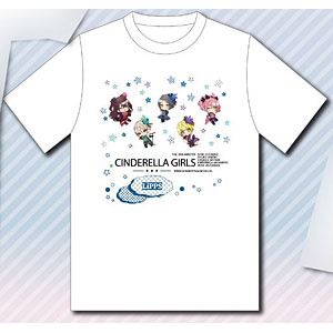 アイドルマスター シンデレラガールズ えふぉるめ Tシャツ LiPPS XL