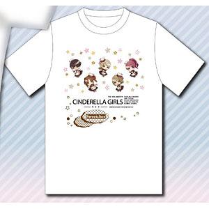 アイドルマスター シンデレラガールズ えふぉるめ Tシャツ Sweetches M