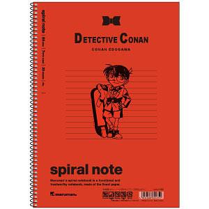 名探偵コナン ノート(B5サイズ) 江戸川コナン