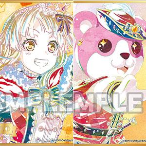 バンドリ! Ani-Art トレーディングミニ色紙 vol.2 ハロー、ハッピーワールド! 10個入りBOX