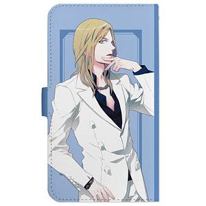うたの☆プリンスさまっ♪ カミュ 手帳型スマホケース(対象機種/Mサイズ)