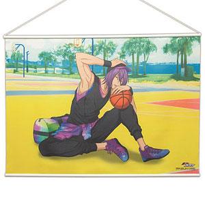 黒子のバスケ BIGタペストリー(F紫原)