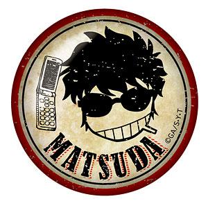 名探偵コナン ヴィンテージシリーズ ガラスマグネット 松田陣平