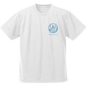 アイドルマスター シャイニーカラーズ 283プロダクション レッスン ドライTシャツ/WHITE-M
