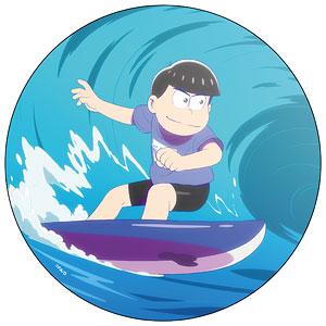 おそ松さん WE ARE SURFERS デカンバッチ カラ松