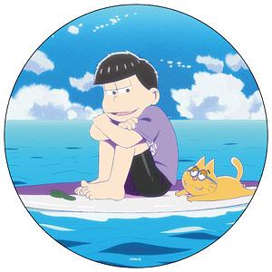 おそ松さん WE ARE SURFERS デカンバッチ 一松