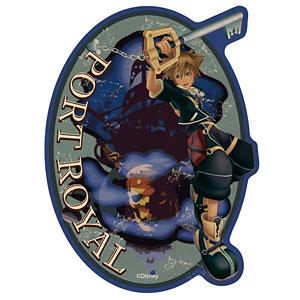 キングダムハーツ トラベルステッカー(2) PORT ROYAL