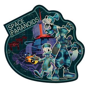 キングダムハーツ トラベルステッカー(6) SPACE PARANOIDS