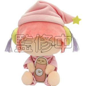 銀魂×Sanrio characters YOROZUYA×TSおやすみ柄むにゅぐるみS(神楽)