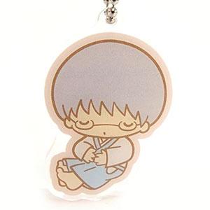 銀魂×Sanrio characters YOROZUYA×TS おやすみ柄とぅるるんアクリルキーホルダー(新八)