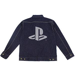 """プレイステーション ジージャン """"PlayStation""""/INDIGO-XL"""