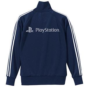 """プレイステーション ジャージVer.2 """"PlayStation""""/NAVY×WHITE-XL"""