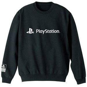 """プレイステーション トレーナー """"PlayStation""""/BLACK-L"""
