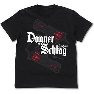 ありふれた職業で世界最強 ドンナー&シュラーク Tシャツ/BLACK-L