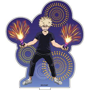 TVアニメ「僕のヒーローアカデミア」 BIGアクリルスタンド (2) 爆豪勝己
