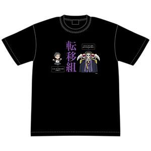異世界かるてっと 転移組Tシャツ M
