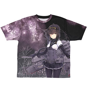 艦隊これくしょん -艦これ- 初月 両面フルグラフィックTシャツ/XL