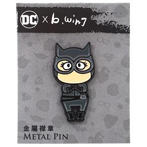 DC x b.wing(B.ウイング) メタルピン キャットウーマン