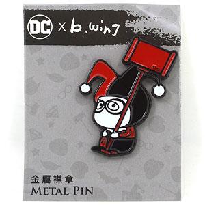 DC x b.wing(B.ウイング) メタルピン ハーレイ・クイン