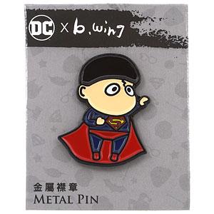 DC x b.wing(B.ウイング) メタルピン スーパーマン